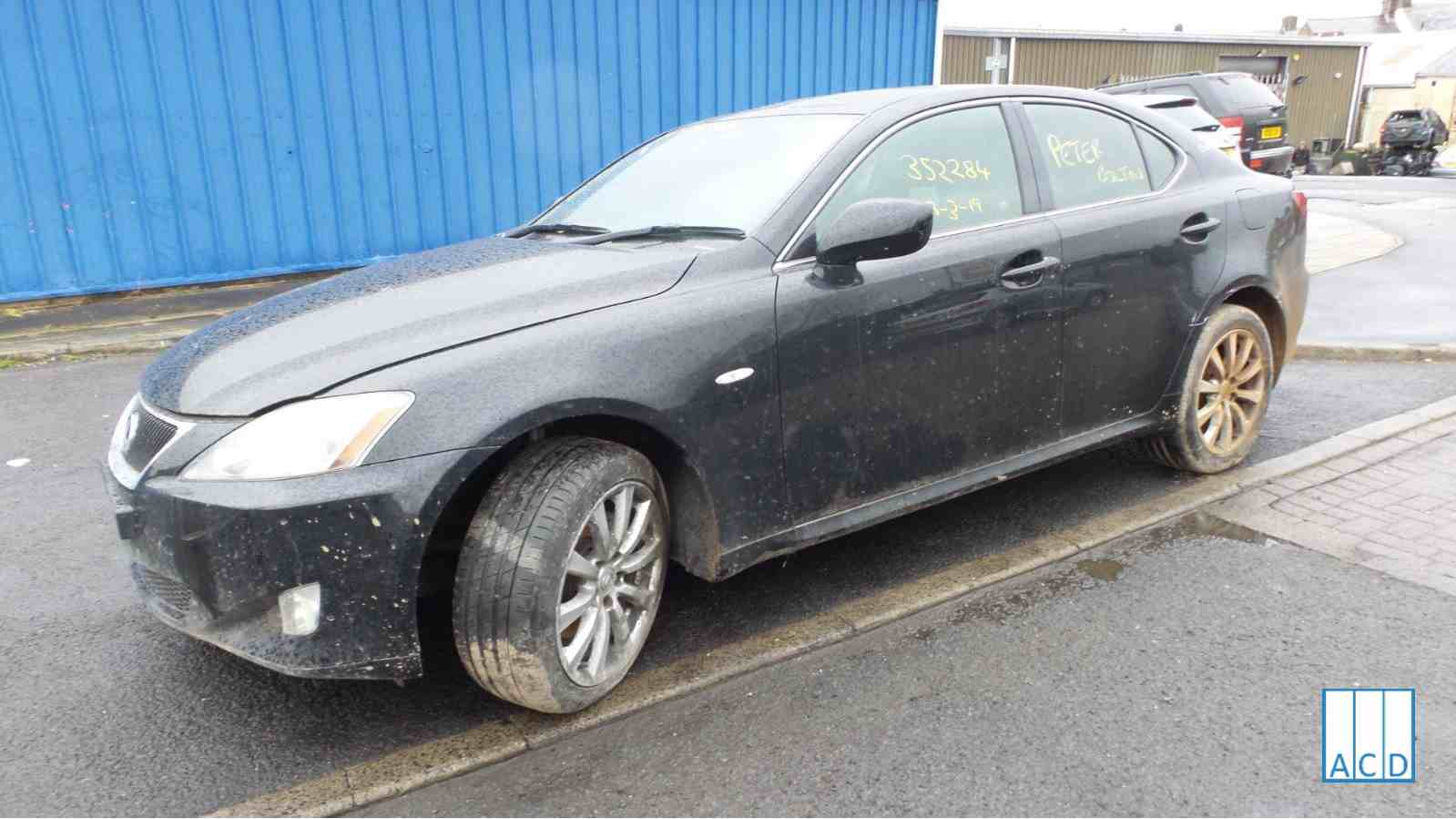 Lexus IS220D Spares