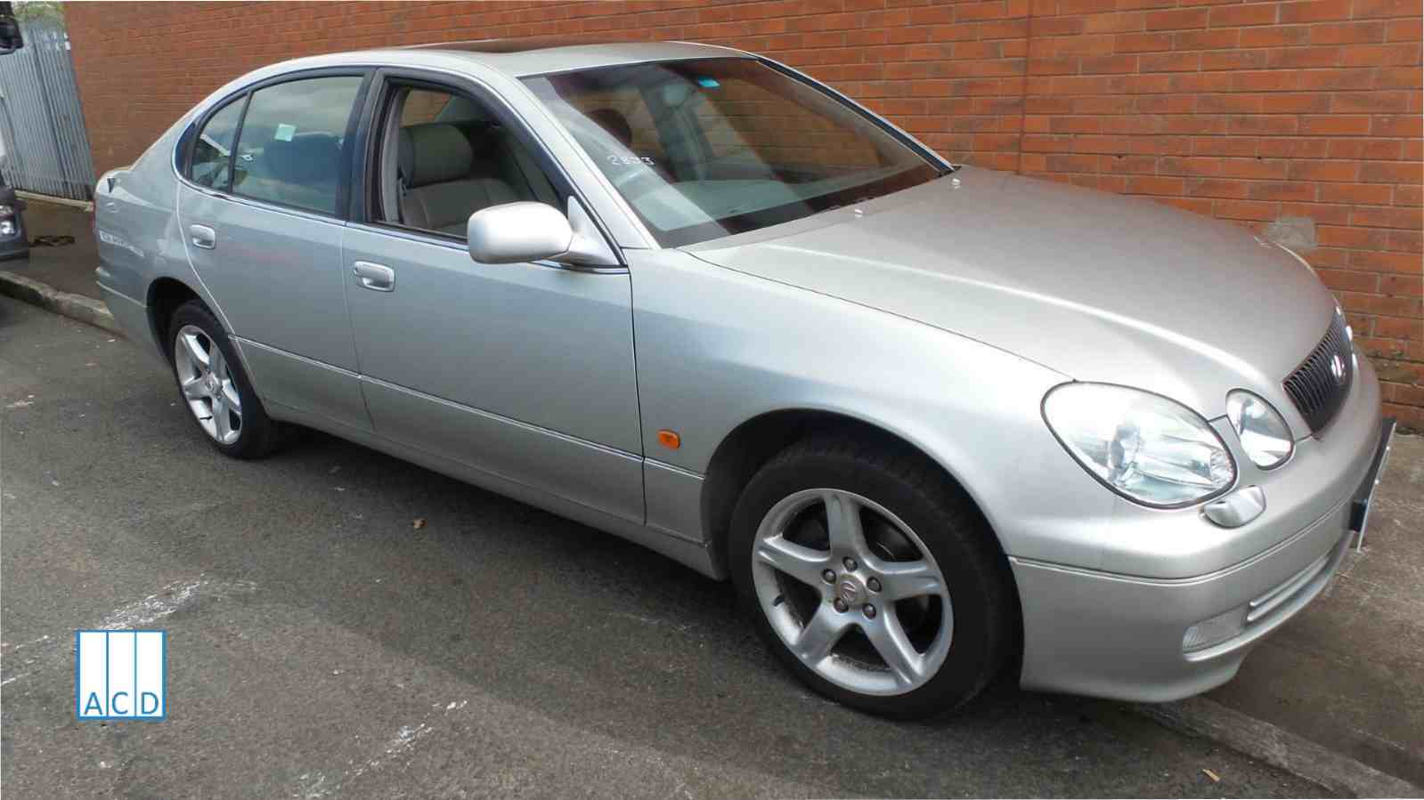 Lexus GS300 SE 3.0L Petrol 5-Speed Automatic 2001 #2833 01