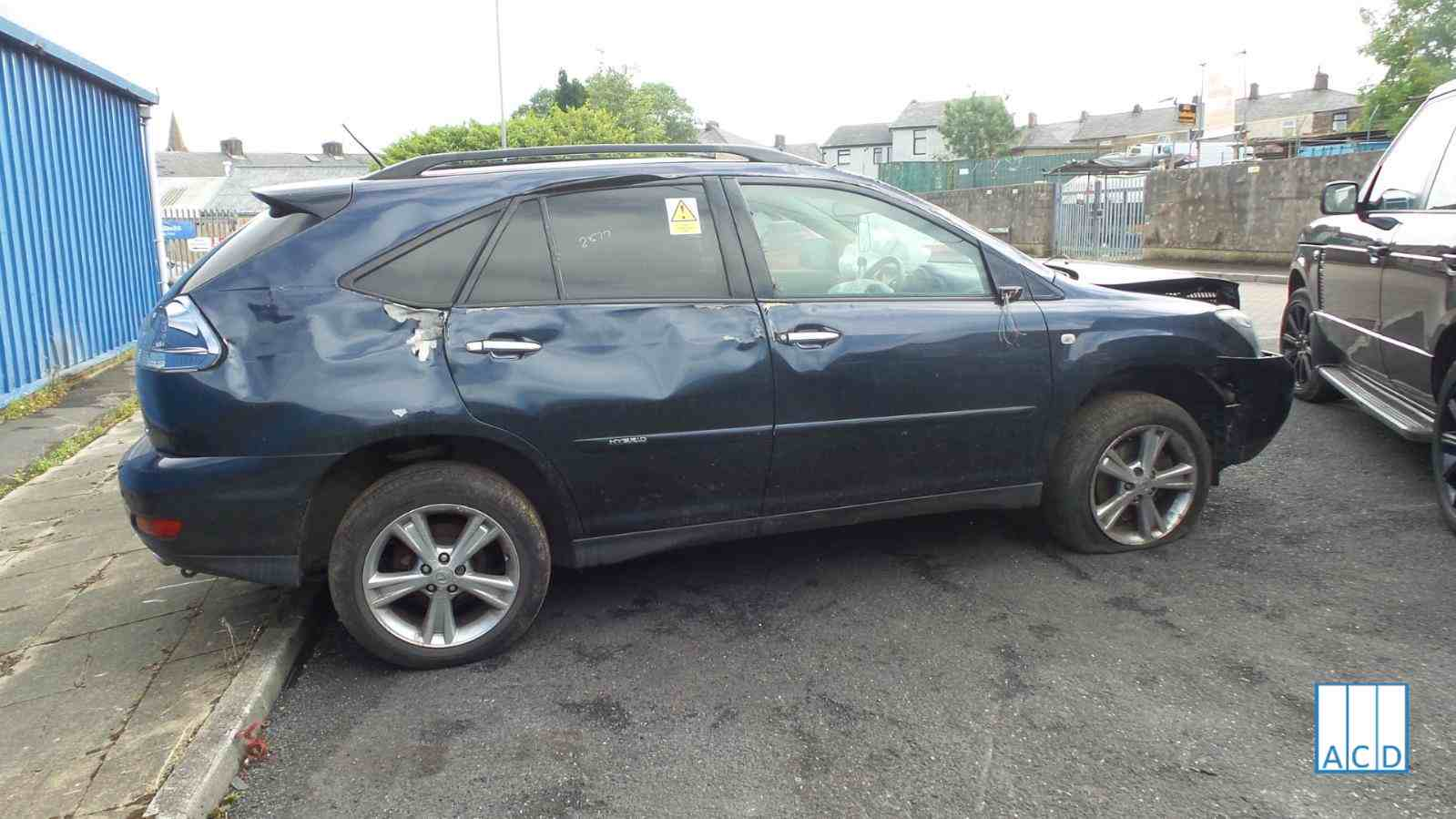 LEXUS RX400 H SE used parts