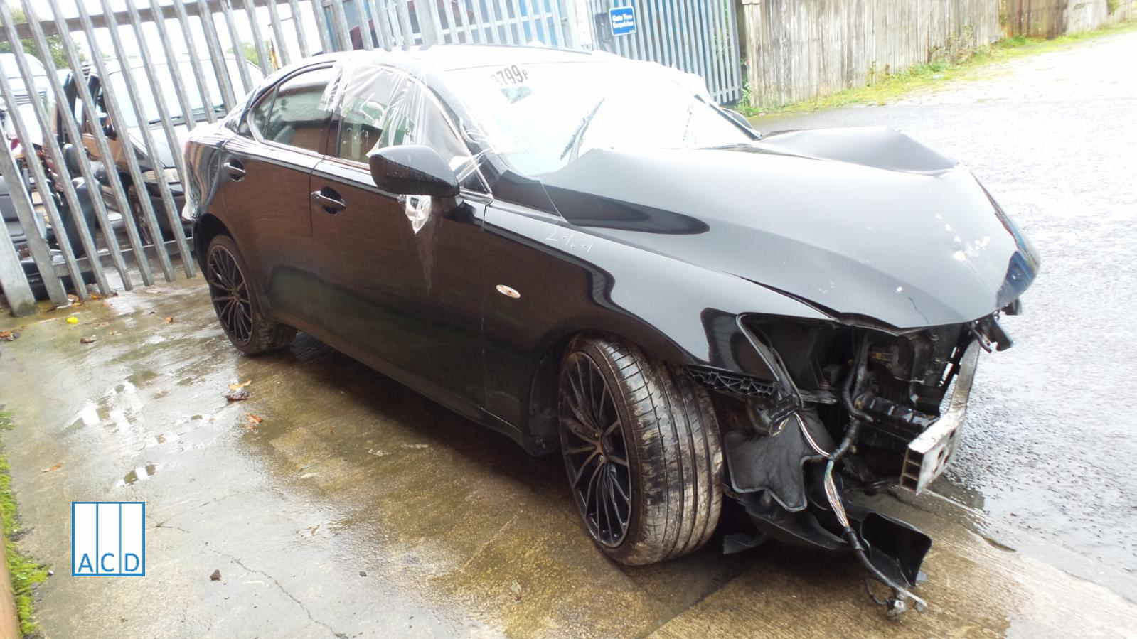 LEXUS IS 220D SE 2007 used parts
