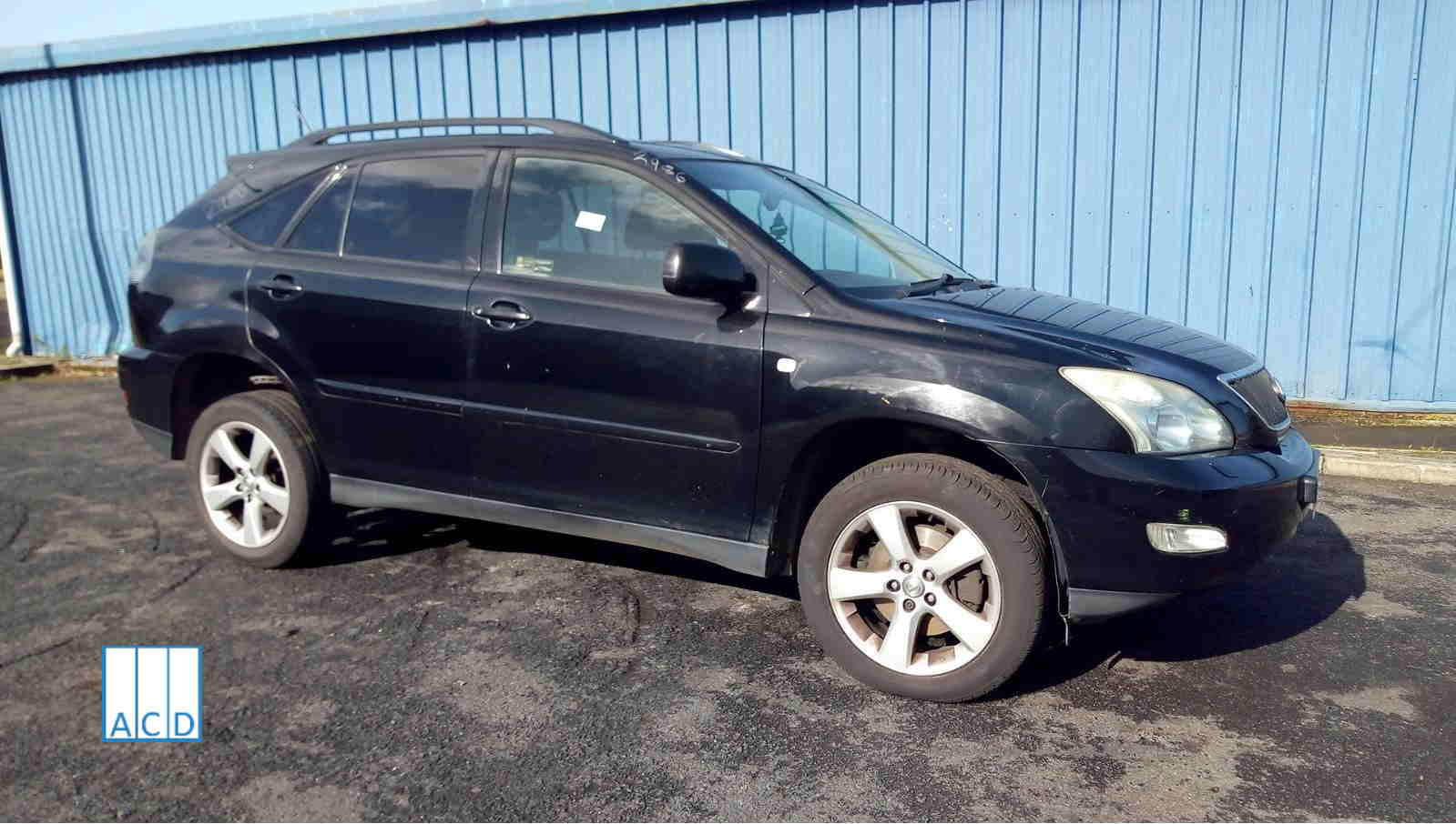 Lexus RX300SE 3.0L Petrol 5-Speed Automatic 2003 #2986 01