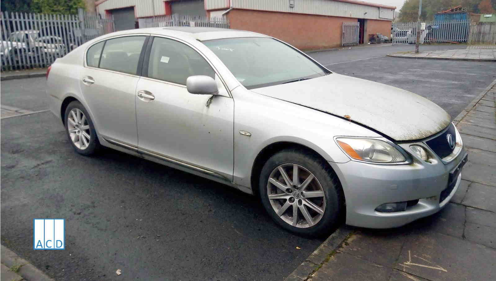 Lexus GS300SE used parts for sale