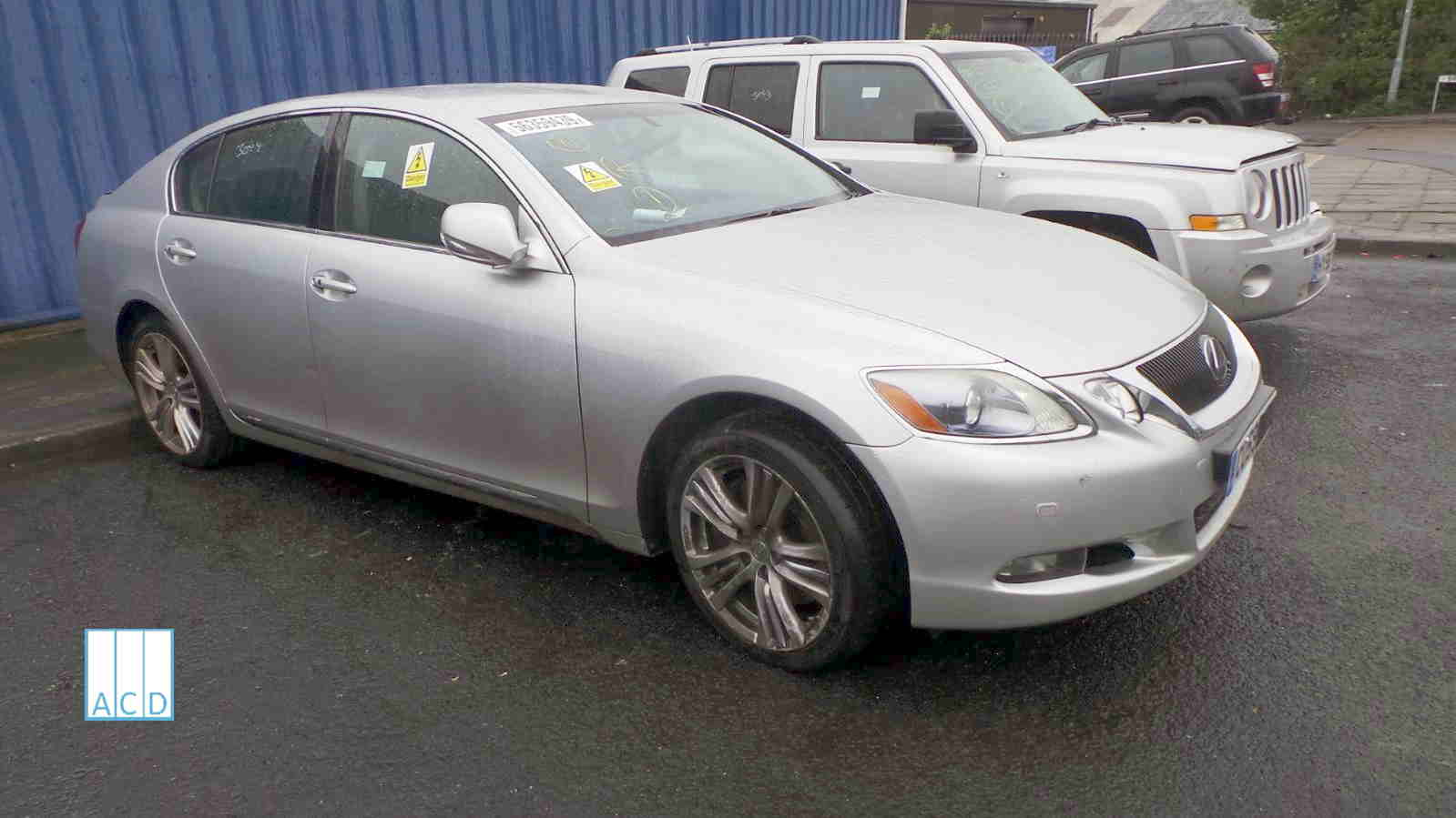 Lexus GS 450H used parts for sale