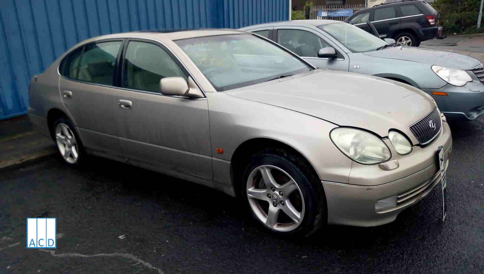 LEXUS GS300 SE secondhand parts
