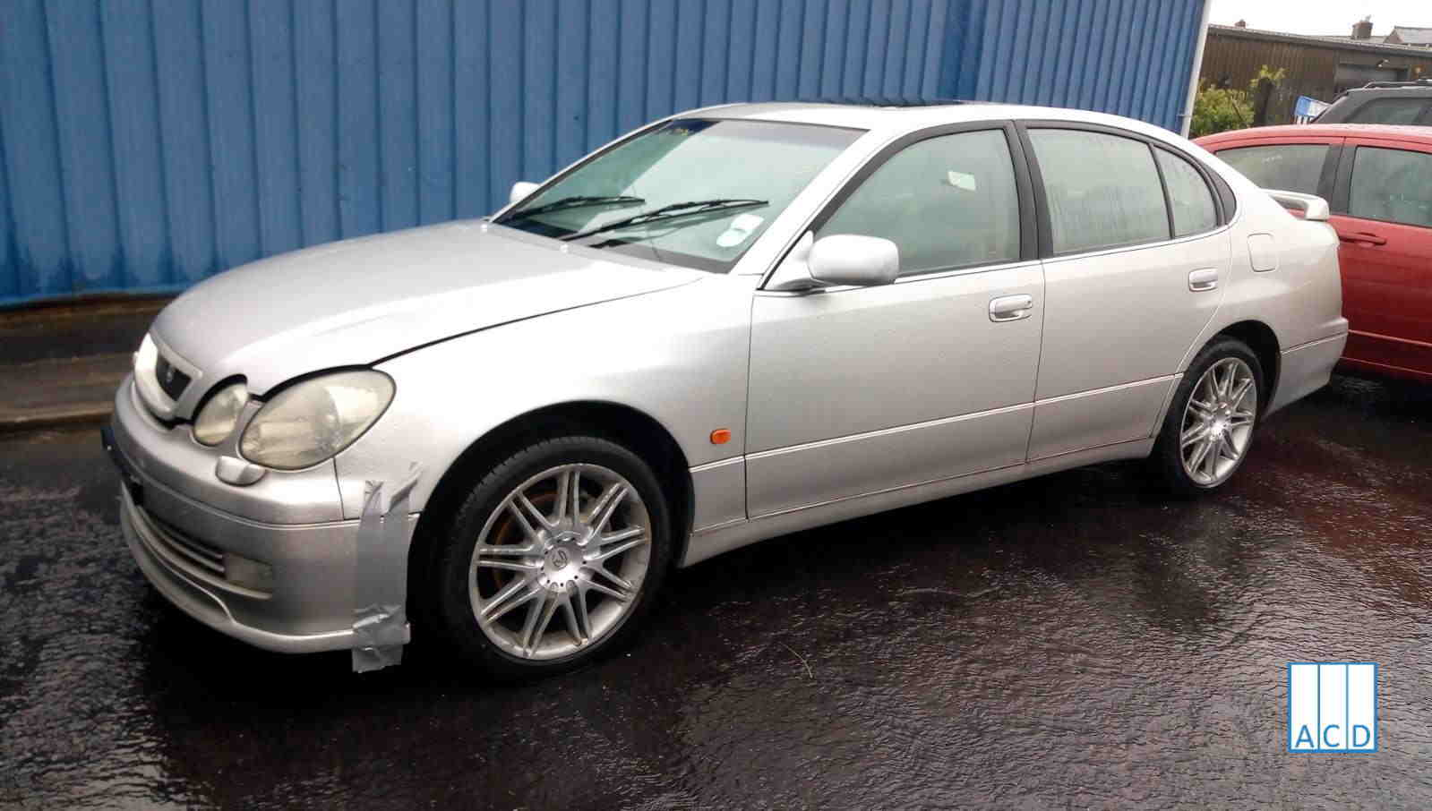 Lexus GS430 SE 4.3L Petrol 5-Speed Automatic 2000 #3090 01