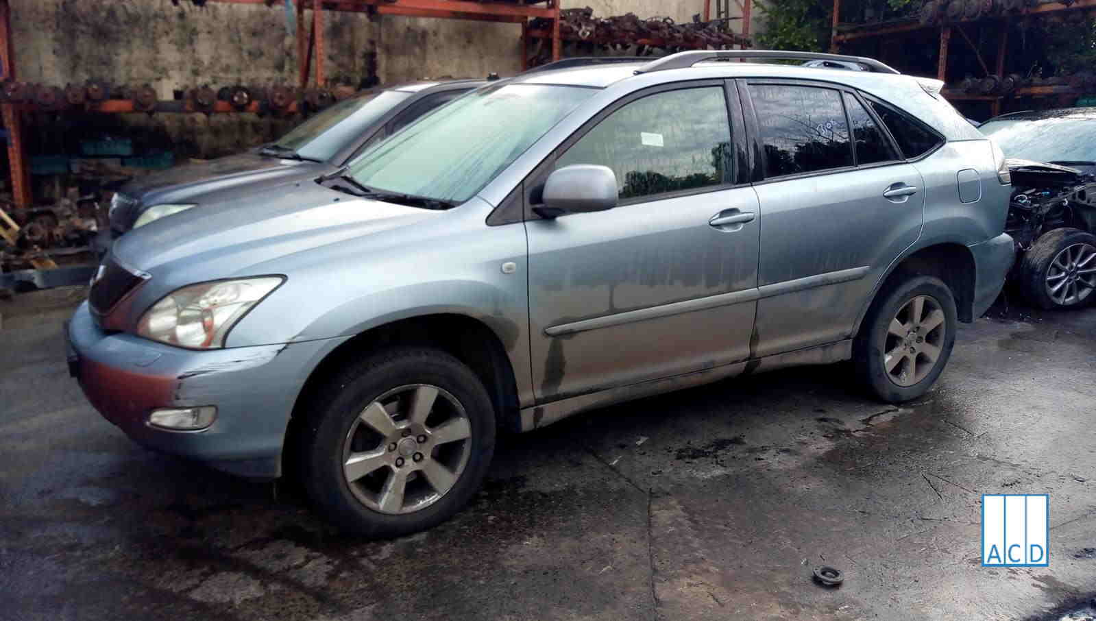 Lexus RX 300 3.0L Petrol 5-Speed Automatic 2004 #3108 01