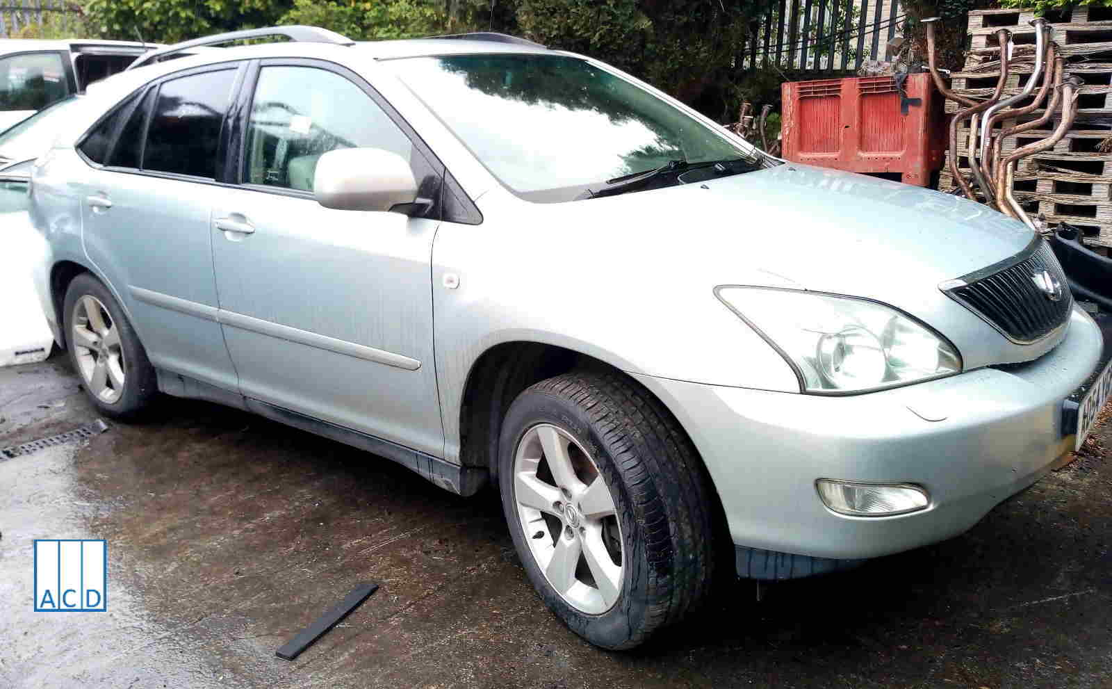 Lexus RX300 3.0L Petrol 4 - Speed Automatic 2004 #3140 01