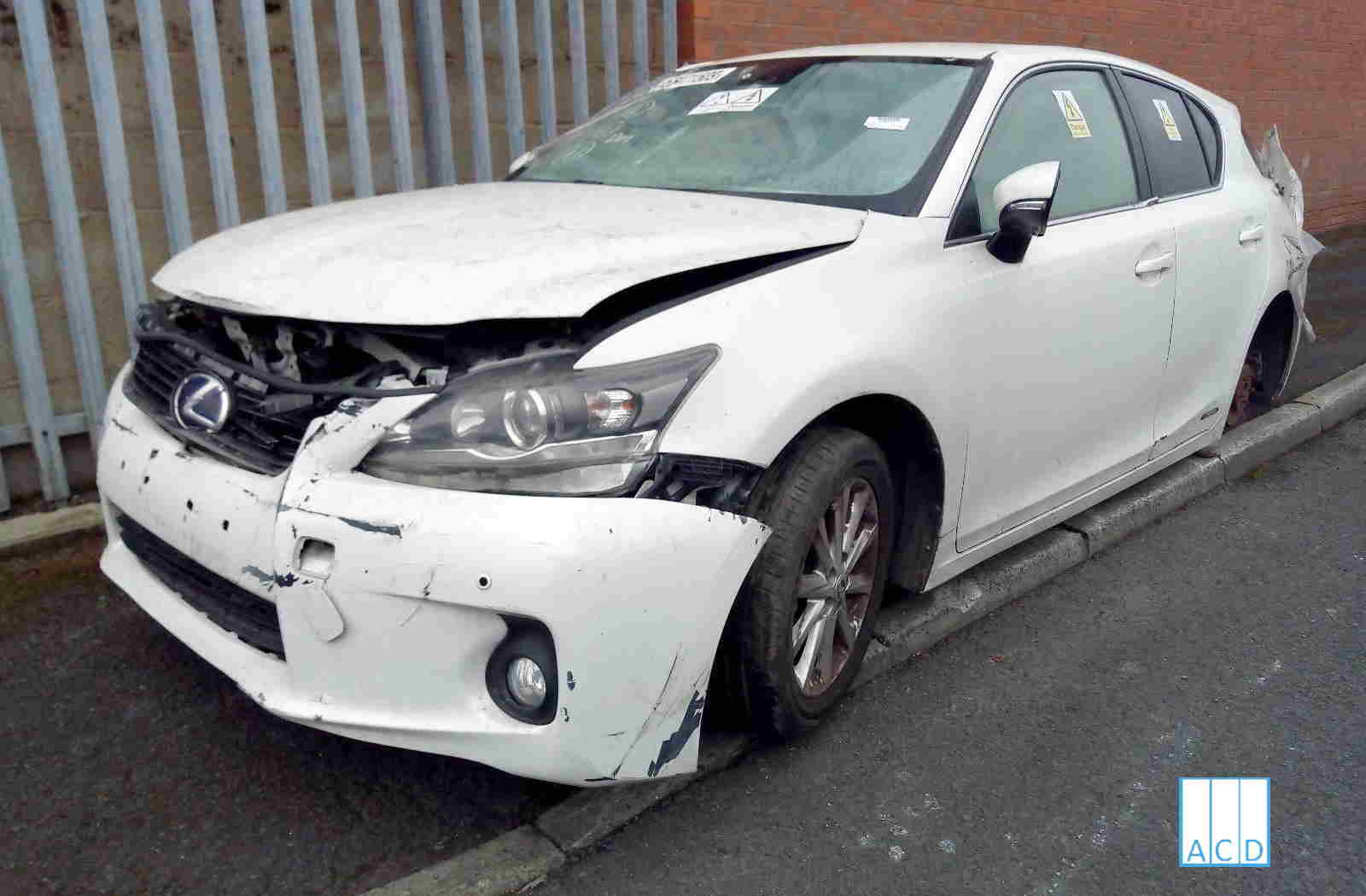Lexus CT 200H SE 1.8L Hybrid 1 speed Automatic 2012 #3171 01
