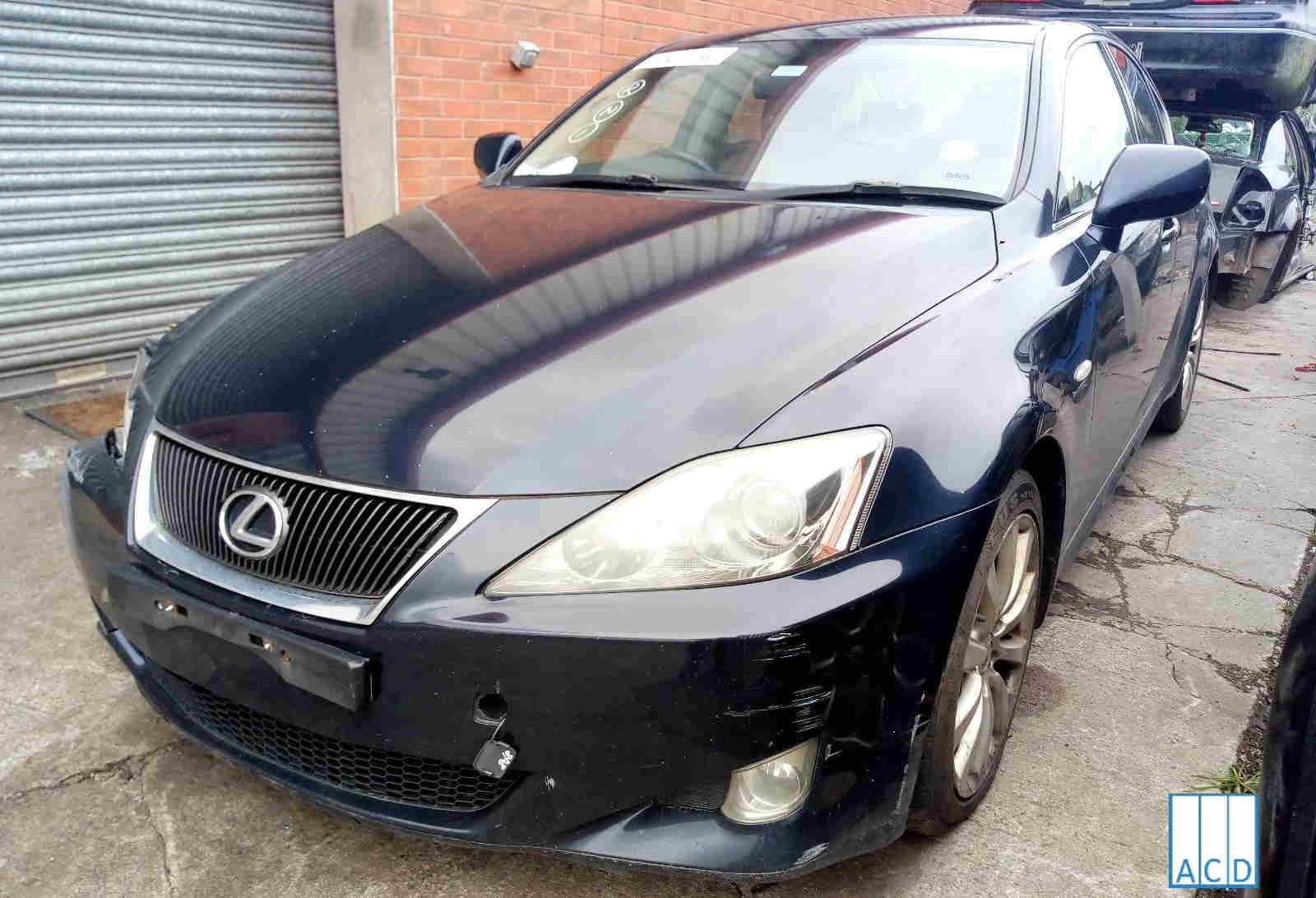 Lexus IS 250 SE 2.5L 6-Speed Automatic 2005 #3174 01