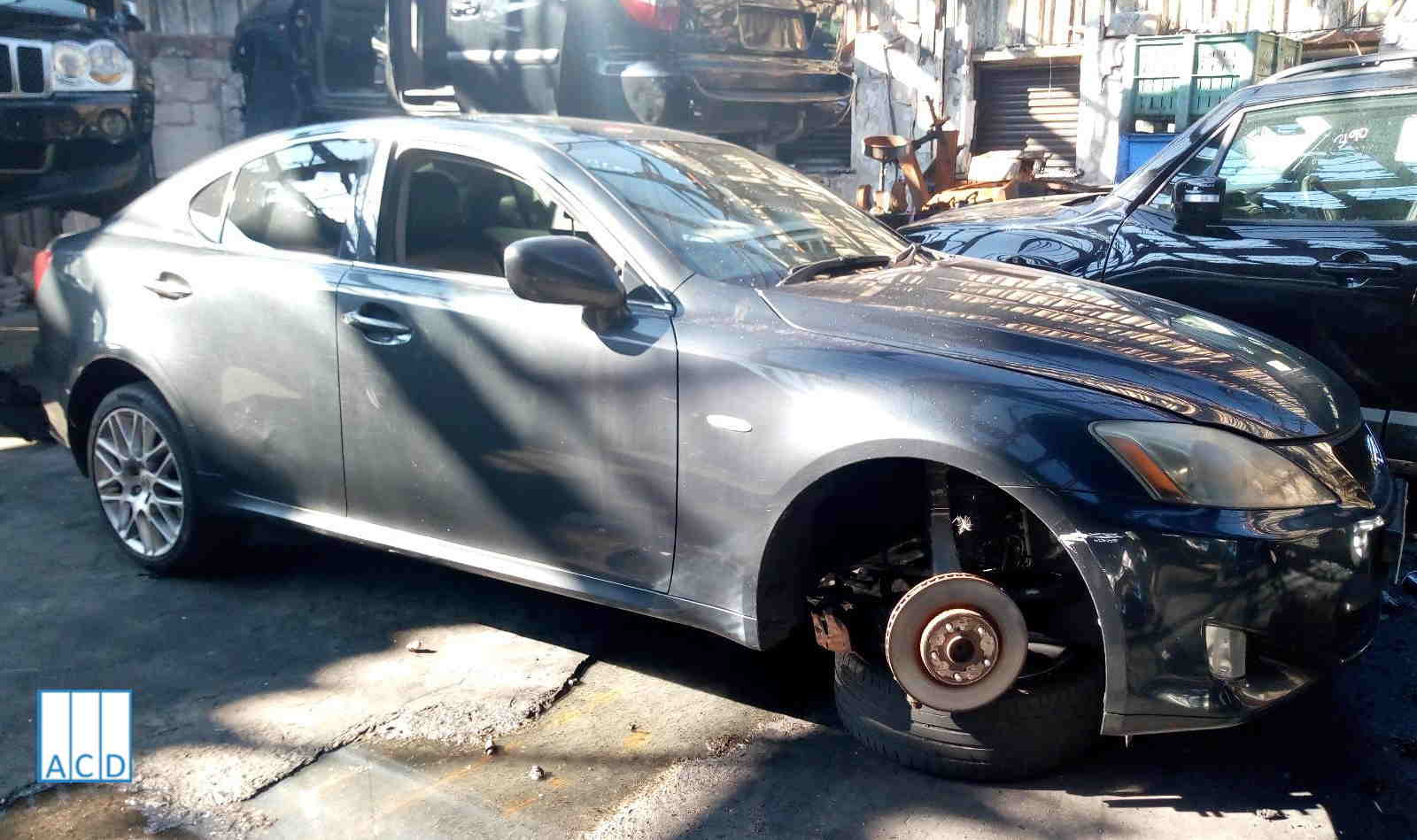 Lexus IS220D used spares