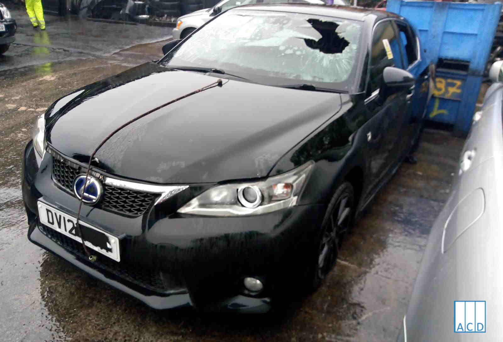 Lexus CT200 1.8 Petrol Automatic 2012 #3226 01
