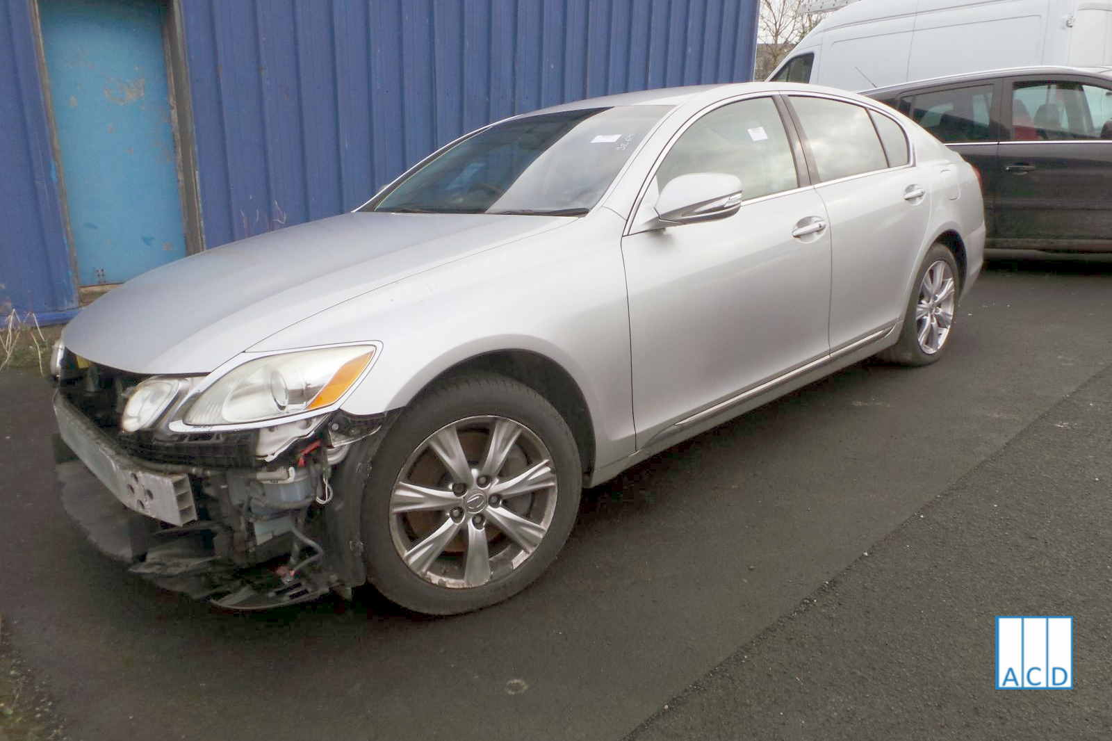 Lexus GS300 3.0L Petrol 6-Speed Automatic 2008 #3269 01