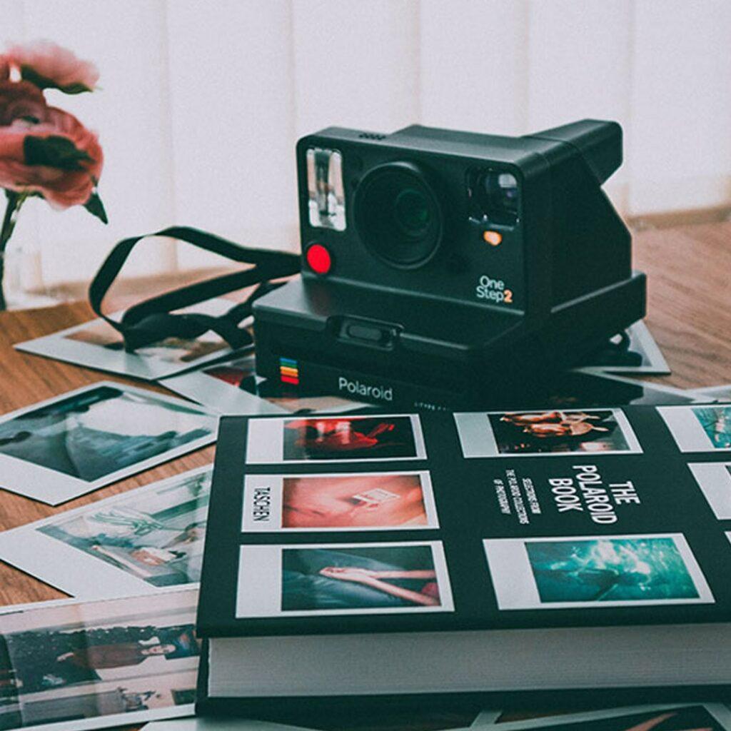 polaroid kamera mieten