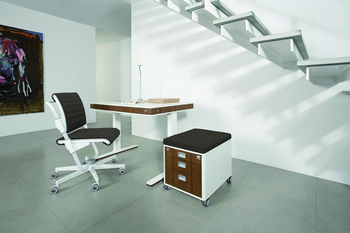 Statt Wegwerfen: Moll produziert Möbel, die mitwachsen. Fotos: Moll Funktionsmöbel GmbH