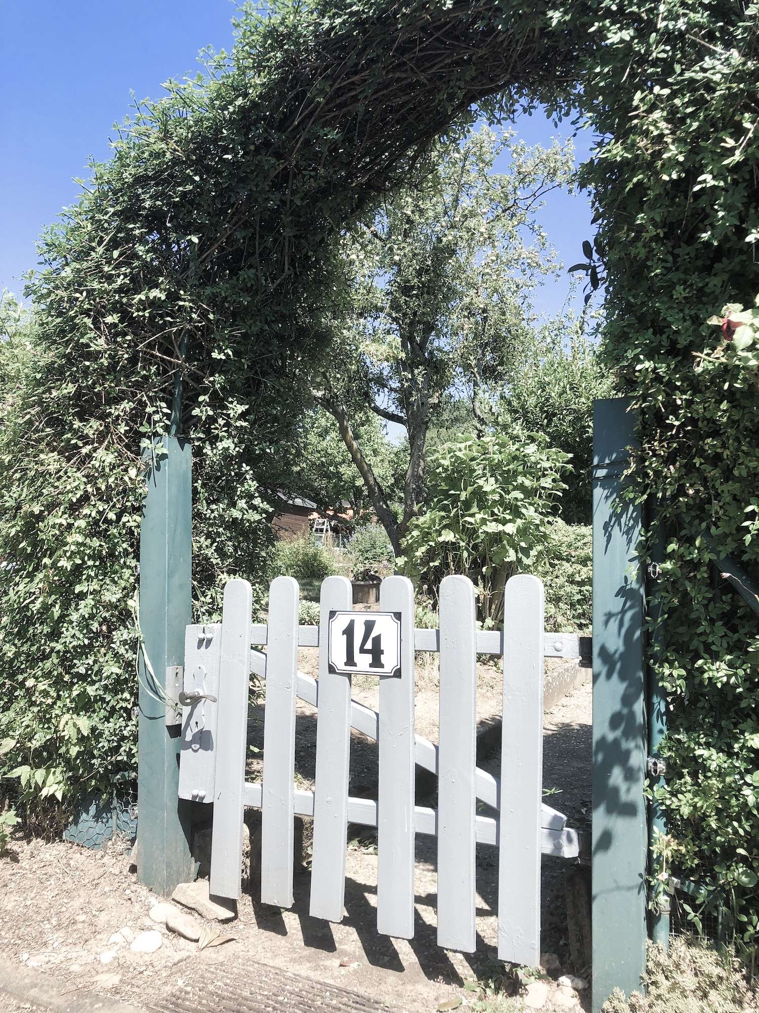 Lieblings Blog Ramsign Emailleschilder Hausnummer
