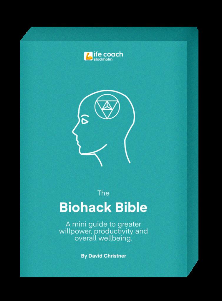Biohack Bible Livscoach Stockholm