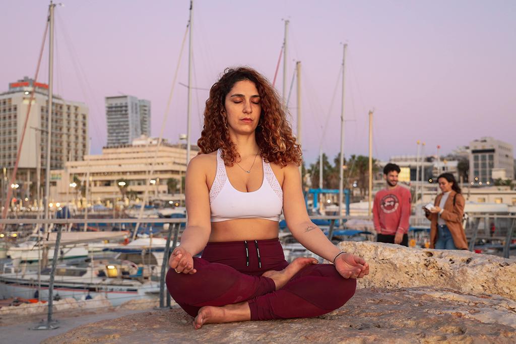 Meditation som väg ut ur livskrisen