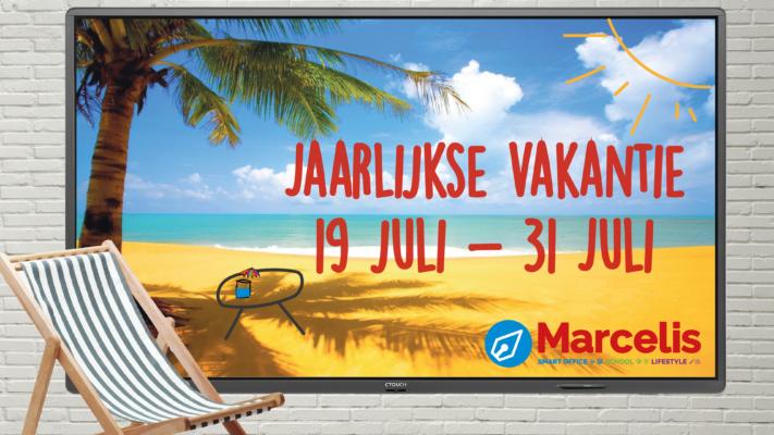 Jaarlijkse vakantie 2021 zomer