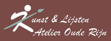 Kunst- en lijsten atelier Oude Rijn Logo