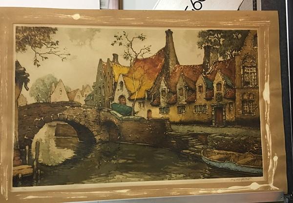 Restauratie schilderijen 1