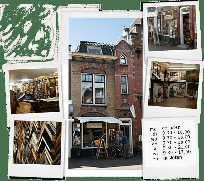Restauratie schilderijen, inlijsten of zeefdrukken voor Woerden, Gouda en stad Utrecht