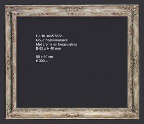 LJ R0 3665 5538 HO Beige 60x50cm 65x40mm