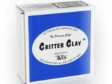 Critter Clay™ – Self-hardening Clay. Low shrinkage rate (0-1%)