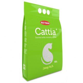 Best Friend Cattia Spring Fresh 10L kattsand
