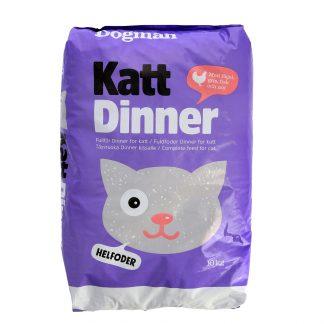 DOGMAN Dinner for katt 10kg