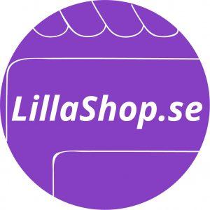 Lillashop.se logo rounded