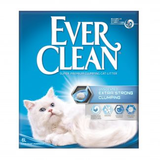 Ever Clean Extra Strong Clumping 6L super premium clumping cat litter