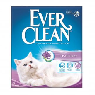 Ever Clean Extra Lavender Scent 6L super premium clumping cat litter