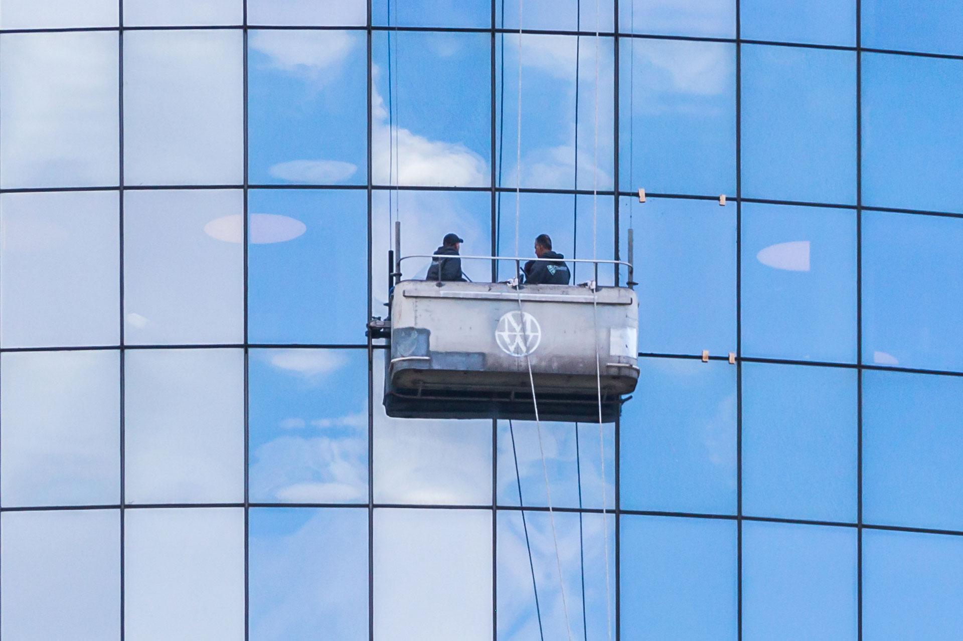 Lima Clean nettoyage lavage des vitres