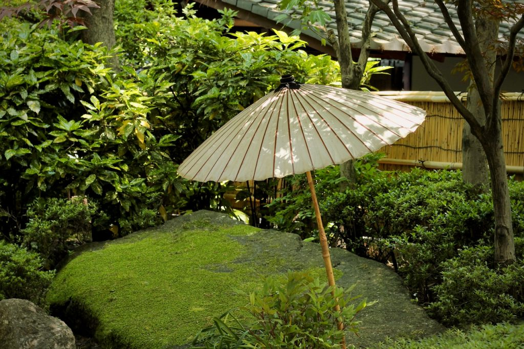 Japanese garden, photo by Mihaela Limberea