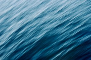 Abstract Photo of the Sea