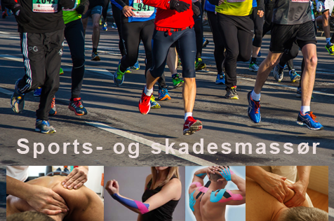Sports- og skadesmassør
