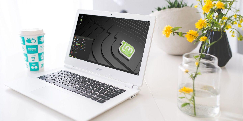 Linux Mint på Acer