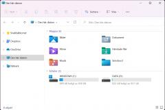 Utforskaren i Windows 11