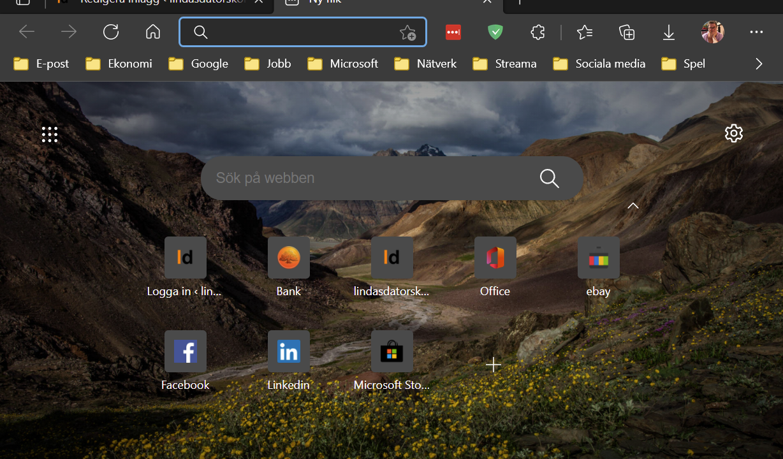Min Microsoft Edge