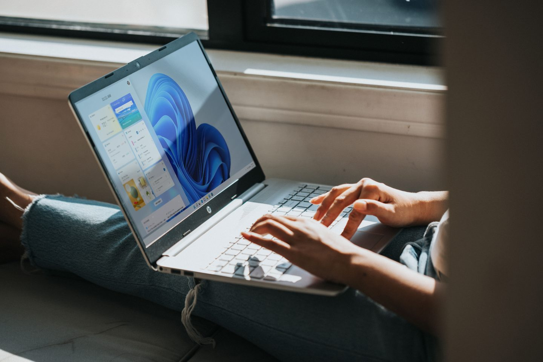 Dator med Windows 11