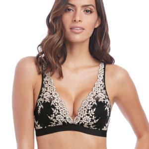 Wacoal Embrace Lace Bralette Zwart