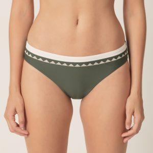 Marie Jo Swim Gina Bikini slip – rioslip Kaki