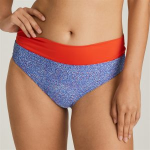 Prima Donna Swim Jacaranda Bikini slip – tailleslip Blauw