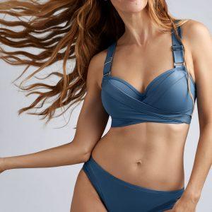 Marlies Dekkers Cache coeur Bikini slip – rioslip Blauw