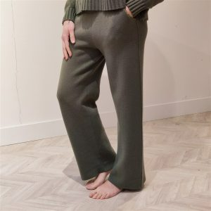 Homewear broek Kaki