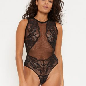 Lingadore Nightlife Body Zwart
