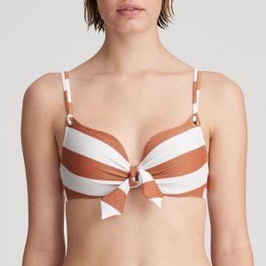 Marie Jo Swim Fernanda Bikini top – voorgevormd Summer Copper
