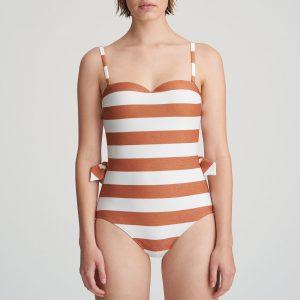Marie Jo Swim Fernanda Badpak – strapless – voorgevormd Summer Copper