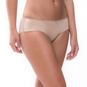 Mey Amorous Hotpants Cream Tan