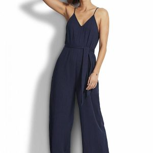 Seafolly Jumpsuit Marine